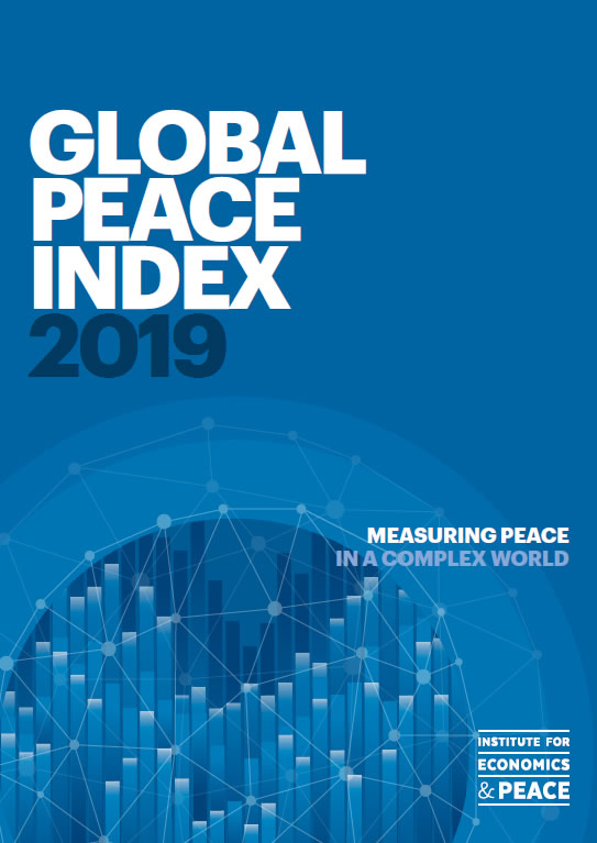 Indice de la Paz Global (IPG)